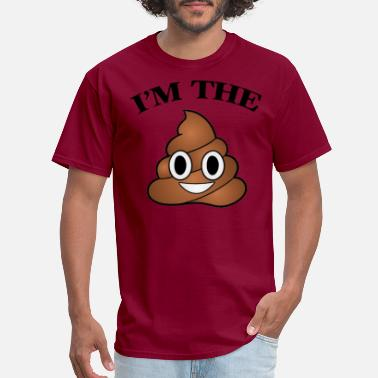 Im The Shit I m The Shit Funny Trending Quote Clip Art - Men's T-Shirt