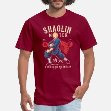 Worlds Best Aunt Ever Shaolin Master - Men's T-Shirt