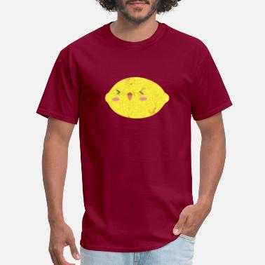 Lemon Nerd Lemon - Men's T-Shirt
