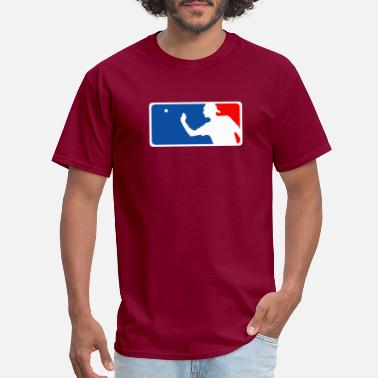Party Major League Beer Pong - Men's T-Shirt