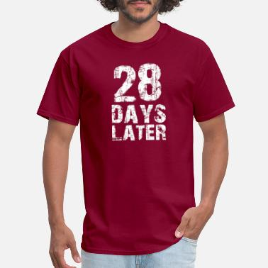 28 Days Later 28 days later white - Men's T-Shirt