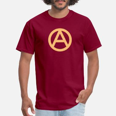 Anarchist Crypto-anarchist - Men's T-Shirt