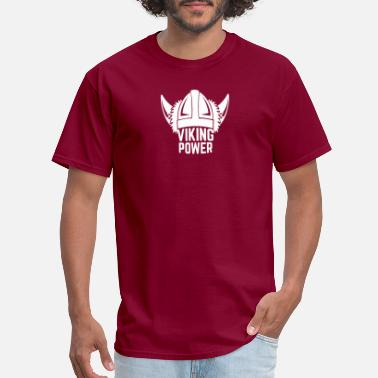 Best Of Viking Power funny tshirt - Men's T-Shirt