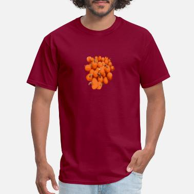Pie, Spiced Coffee, Big Orange Things...PUMPKINS!! - Men's T-Shirt