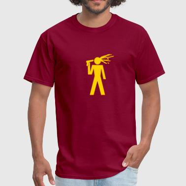 suicide - Men's T-Shirt