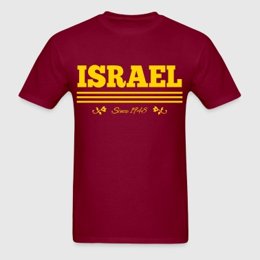 Israel since 1948 - Men's T-Shirt