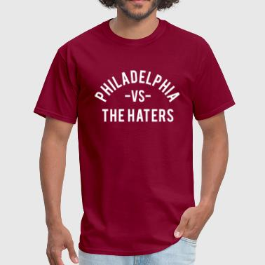 Philadelphia vs. the Haters - Men's T-Shirt