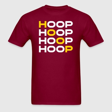 HOOP - Men's T-Shirt