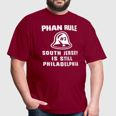 Phan Rule 3 - Men's T-Shirt