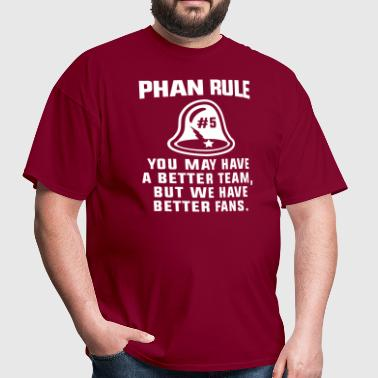Phan Rule 5 - Men's T-Shirt