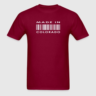 Colorado   - Men's T-Shirt