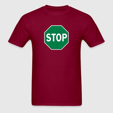 Shop Stop Go T Shirts Online Spreadshirt