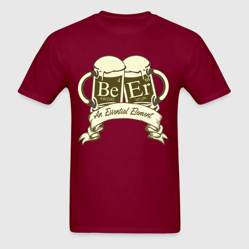 An Essential Element Beer - Men's T-Shirt