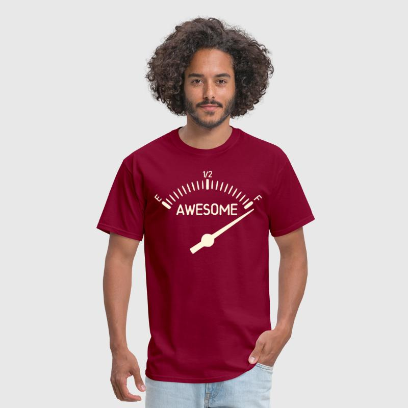 So Full of Awesome Gauge - Men's T-Shirt