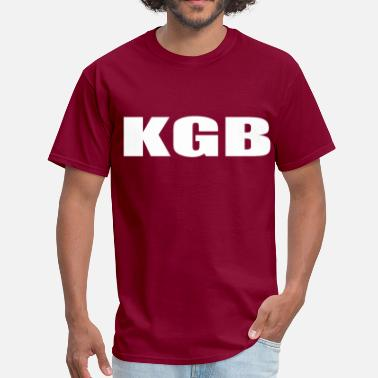 Kgb Cia KGB (1) - Men's T-Shirt