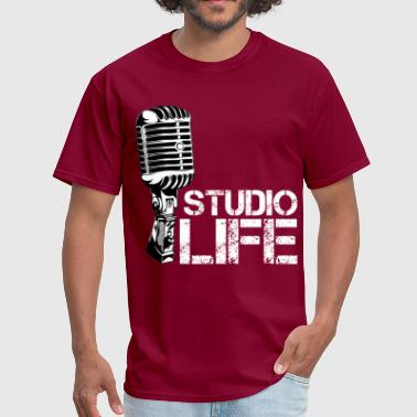 Music Production Studio Life Men's Tee - Men's T-Shirt
