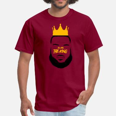 Hail To The King All Hail The King - Men's T-Shirt