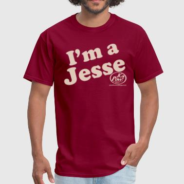 Pop Culture I'm a Jesse - Men's T-Shirt