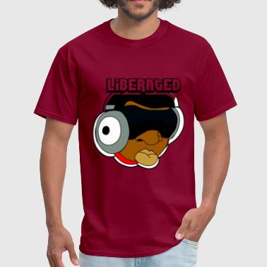 liberated - Men's T-Shirt