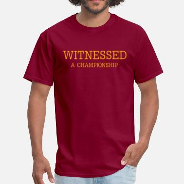 Wit Witnessed - Men's T-Shirt