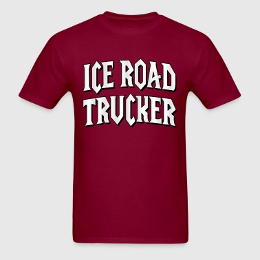 Ice Road Trucker - Men's T-Shirt