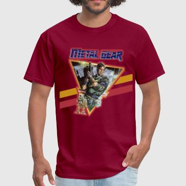 Metal Gear Metal Gear - Men's T-Shirt