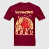 Robot Revolution - Men's T-Shirt