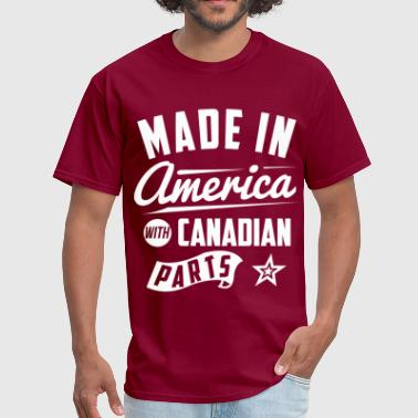 American Canadian - Men's T-Shirt