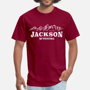 Jackson Hole Wyoming Jackson Hole Wyoming - Men's T-Shirt
