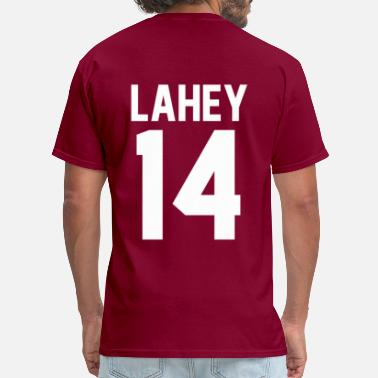 Teen Isaac Lahey Lacrosse Shirt - TEEN WOLF - Men's T-Shirt