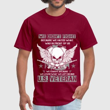 Veterans - US Veteran - Men's T-Shirt