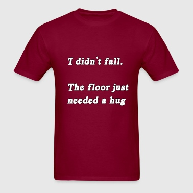 Floor Hug - Men's T-Shirt