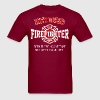 Retired Firefighter Been There Done That Proud - Men's T-Shirt