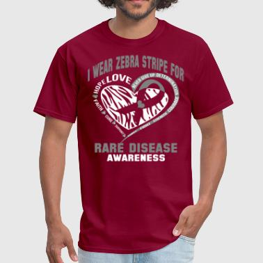 Rare Disease Awareness - Men's T-Shirt
