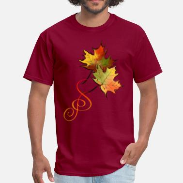 Fall Colors Final Journey Together - Men's T-Shirt