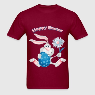 Shop happy easter gifts online spreadshirt happy easter men39s negle Images