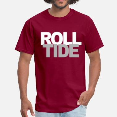 Tide Roll Tide Alabama Crimson - Men's T-Shirt