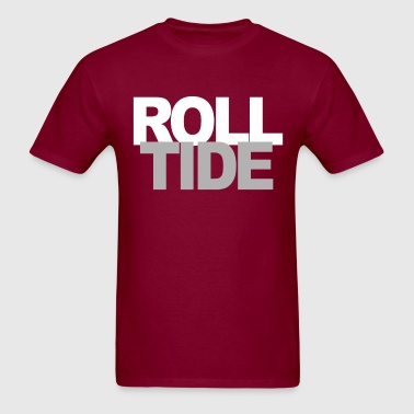 Roll Tide Alabama Crimson - Men's T-Shirt