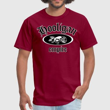 Hooligan Empire Lion Black - Men's T-Shirt