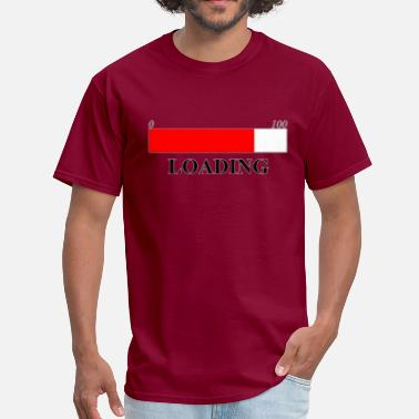 Percent Loading Loading - Men's T-Shirt