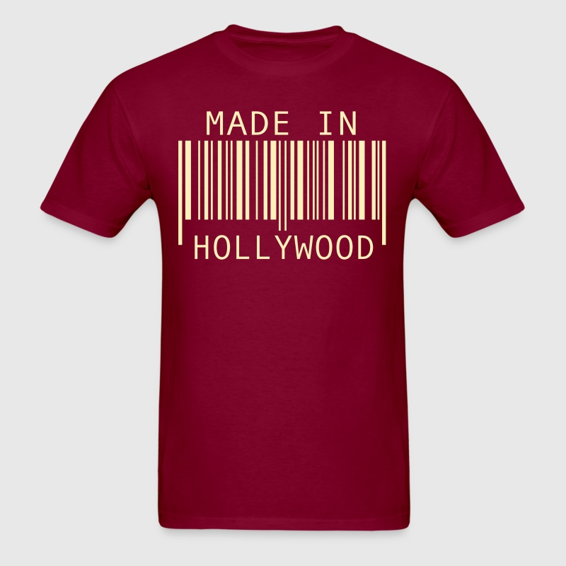 Made in Hollywood - Men's T-Shirt
