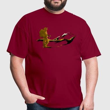 Hiking - Men's T-Shirt