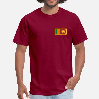 Sri Lankan Sri Lanka Flag - Men's T-Shirt