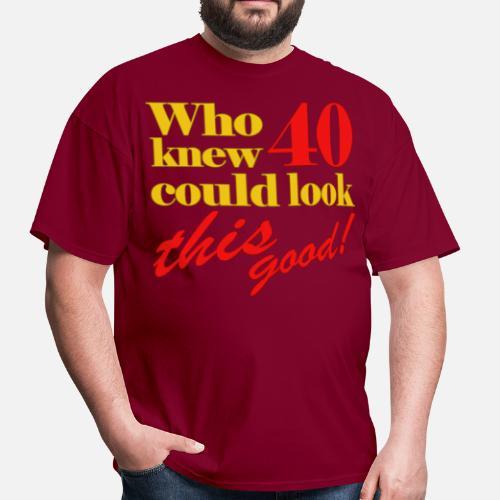Funny 40th Birthday Gift Idea