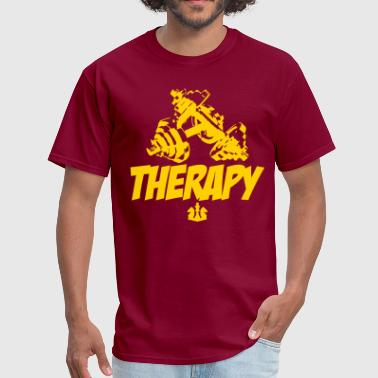 Therapy - Men's T-Shirt