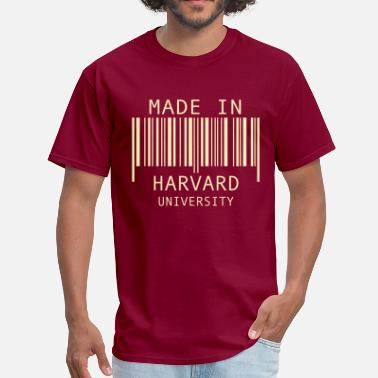 Harvard-university Made in Harvard University - Men's T-Shirt