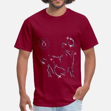 Taurus taurus zodiac sign - Men's T-Shirt