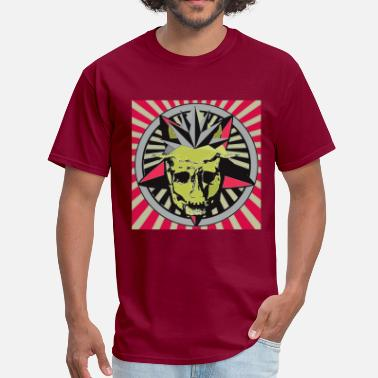 Devil Face THE GOLDEN ONE 1 - Men's T-Shirt