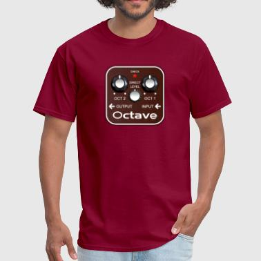Octave Pedal - Men's T-Shirt