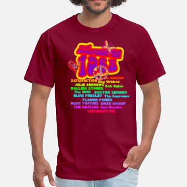 Revolutionary Love 1965 - Love and Peace - Men's T-Shirt